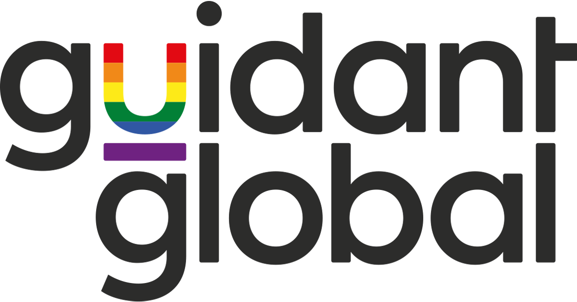 Guidant Global Pride logo