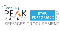 Everest Services Procurement 2020 Star Performer