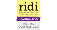 RIDI Awards 2020 Highly Commended logo