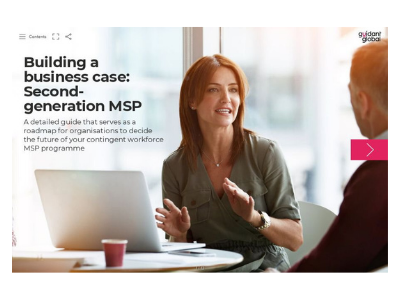 Building a business case 2nd gen MSP guide cover