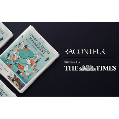 The Time and Raconteur Future of Talent management report