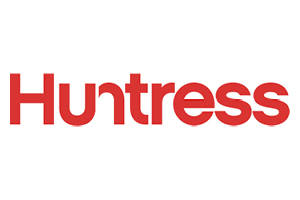 Huntress logo